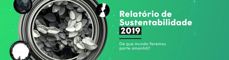 Relatório sustentabilidade 2019